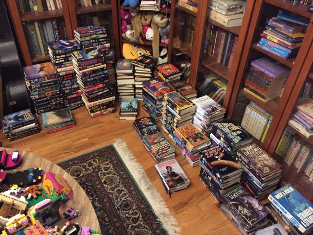 An Obscene Pile o' Books